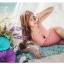 ชุดว่ายน้ำ วันพีช สีชมพูโอรส สวยมาก thumbnail 4