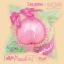 I421 I-Bloom สกุชชี่ squishy Big Peach Pearl Yellow ขนาด 13 cm Ver 2018 (Super Soft)ลิขสิทธิ์แท้ ญี่ปุ่น thumbnail 4