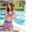 SM-V1-327 ชุดว่ายน้ำแฟชั่น คนอ้วน เด็ก ดารา thumbnail 4