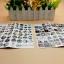 KBTO5 โปสการ์ด BTS ของแฟนเมด ติ่งเกาหลี 1 กล่องบรรจุ 30 แผ่น อัลบั๊ม face your self thumbnail 2