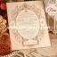 การ์ดแต่งงานเคทอง/เงิน(E0131,E0132) thumbnail 2