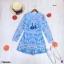 Jumpsuit จั้มสูทลายดอกขาสั้น คอบัว เนื้อผ้าซีฟอง thumbnail 4