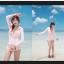 ชุดว่ายน้ำแขนยาว สีชมพูสวย เซ็ต 4 ชิ้น thumbnail 6