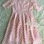 Pink lace dress skirt sweet by Aris Code A247-75E01 thumbnail 11