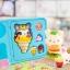 I402 Smooshy Mushy Bento Box Collectible สกุชชี่ สมูชชี่ ขนาด 12 cm (Super Soft) ลิขสิทธิ์แท้ thumbnail 2