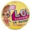 LA019 (งานแท้) L.O.L. 5 SURPRISE lil Sister Series 3 (น้องสาว) thumbnail 2