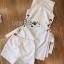 Lady Lucy Minimal Chic Metal Loop Ribbon White Dress L275-7917 thumbnail 17