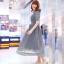 Maxi Dress เดรสลูกไม้ยาว thumbnail 13