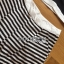 Lady Celina Minimal Chic Cropped Top and Striped Pants Set L259-7918 thumbnail 17