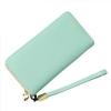 กระเป๋าสตางค์ใบยาวKQeenstar L สีเขียว