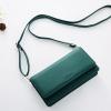 กระเป๋าสตางค์สะพายข้าง Just For You Cover สีเขียว