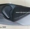 เบาะแต่ง New Honda Forza300 ทรง sport