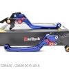 Moritech ก้านเบรก ครัช ปรับระดับ Honda CBR650 , Cb650