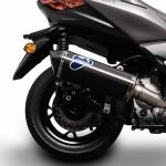 Termignoni carbon silencer slip on for Yamaha Xmax 300