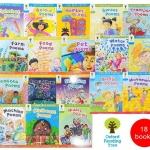 Oxford Reading Tree :I CAN READ POETRY / 18 Books Set เซตหนังสือส่งเสริมการอ่าน Level 3-8