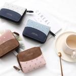 กระเป๋าสตางค์ใบสั้น Prettyzys Collection Mini