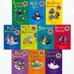 No. 1 Boy Detective Collection : 10 Books : Barbara Mitchelhill & Tony Ross หนังสือ เด็กชายนักสืบ 10 เล่ม วรรณกรรมอังกฤษ
