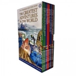The Greatest Adventures in the World : 10 Book Box Set เซตหนังสือการผจญภัยคลาสสิก 10 เล่ม พร้อมกล่อง