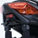 R&G ท้ายสั้นมีชุดปิดหัวโช๊คกันขโมยมาในชุด Tail Tidy for Yamaha X-Max 300 '17