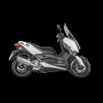 ท่อ Akrapovic Titanuim Slip on By Akrapovic Thailand for Yamaha X-MAX300