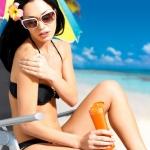 Body Sun Protection (ผลิตภัณฑ์ป้องกันแสงแดดสำหรับผิวกาย)