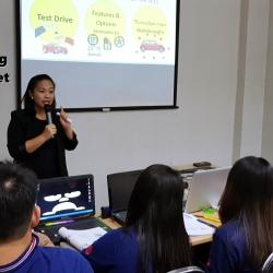สอนDigital Marketing และ อบรมการตลาดออนไลน์ ให้ตัวแทนจำหน่ายรถยนต์3 ค่ายดัง (MG ,Mitsubishi และ Suzuki) โดยอาจารย์ใบตอง