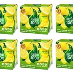 NATUREGIFT BERNA 1000 Lemon Flavour 10 box