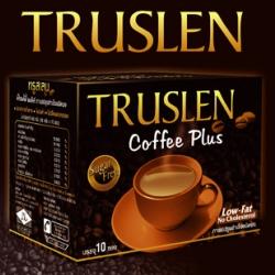 Truslen Coffee Plus (16gx10ซอง+2ซอง)