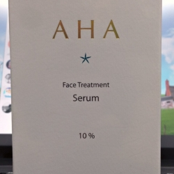 NATURELLE AHA FACE TREATMENT 10% - 3 * 5ML