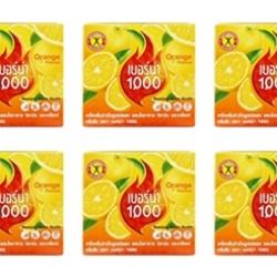 NATUREGIFT BERNA 1000 Orange Flavour 10 box