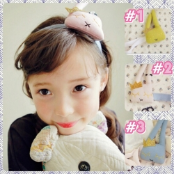 HB102••ที่คาดผมเด็ก•• กระต่าย (มี 3 สี)