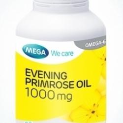 Mega We Care Evening Primrose Oil EPO 30 เม็ด