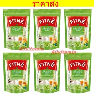 FITNE' HERBAL INFUSION GREEN TEA FLAVORED - 6 * 15 P