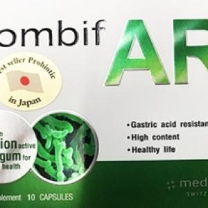 COMBIF AR 3 * 10 CAPSULES