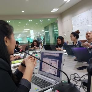 จัดสัมมนาDigital Marketing อบรมการตลาดออนไลน์ สอนการทำSEO ให้ บริษัท สยามราชธานี จำกัด