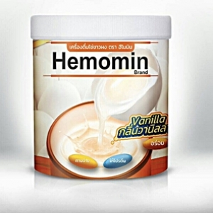 HEMOMIN VANILLA 400 MG