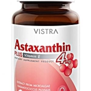 VISTRA Astaxanthin Plus Vitiamin E 4 mg 30 tab