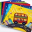 Nursery Songs and Rhymes 10 Books Collection : Make Believe Ideas by Tom Kate หนังสือเพลงเด็ก ของ ทอม เคท thumbnail 2