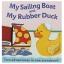 My Sailing Boat And My Rubber Duck นิทานภาพ เรือใบน้อยกะลูกเป็ดยาง thumbnail 1