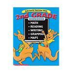 Scholastic Success with 2nd Grade Workbook : แบบฝึกหัดสำหรับเด็กเกรด 2