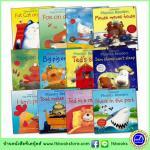 Usborne : Phonics Readers 12 Books Collection เซตหนังสือหัดอ่าน โฟนิกส์ 12 เล่ม พร้อมกล่อง ค่ายอัสบอร์น