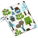 ถุงผ้ากันน้ำ 1 ช่อง Size: L (หูจับกระดุม) i2 -Tree