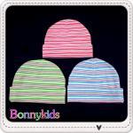 หมวกเด็กแรกเกิด แพ็ค 12 ชิ้น