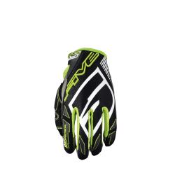 FIVE MXF Prorider S, Black/Fluo Green