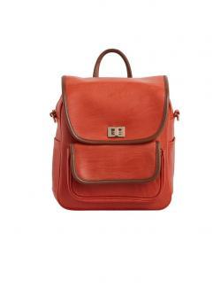 กระเป๋าสะพายเป้ รุ่น AZ07 - Orange
