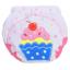 กางเกงฝึกฉี่ (เป้าหนา3ชั้น) size L -Cup Cake thumbnail 1