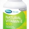 Mega We Care Natural Vitamin E 400iu 30 เม็ด
