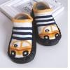 ถุงเท้ารองเท้า มีกันลื่น เด็กเล็กวัย 0-2 ปี เนื้อผ้านุ่มนิ่ม ลายรถยนต์