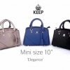 KEEP Elegance Mini Lady Bag มี 3 สี สินค้าแท้จากshop