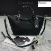 KEEP longchamp Duo Sister Classic - Pure Black สินค้าแท้จากshop